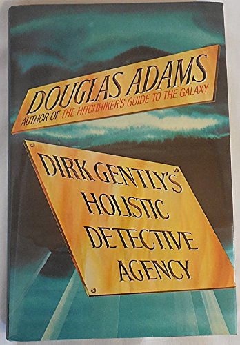 9780517023372: Dirk Gently's Holistic Detective Agency