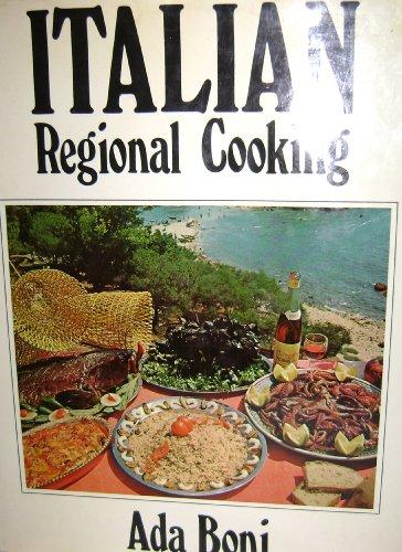 9780517023853: Italian Regional Cooking