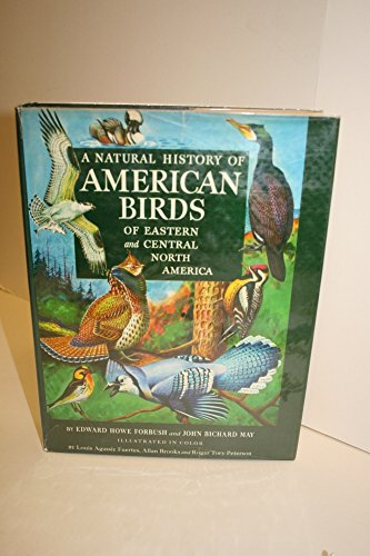 9780517024669: A natural history of American birds of eastern and central North America