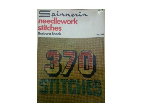 9780517025161: Needlework Stitches