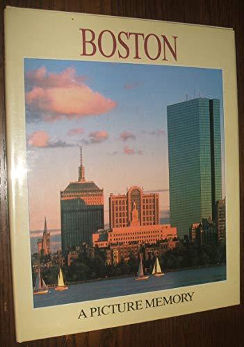 9780517025437: Boston: Picture Memory
