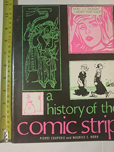 9780517025727: A History of the Comic Strip