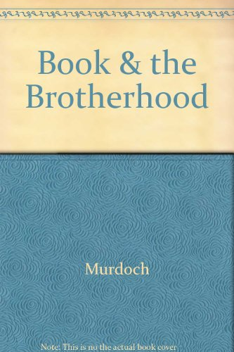 9780517026311: Book & the Brotherhood by Murdoch