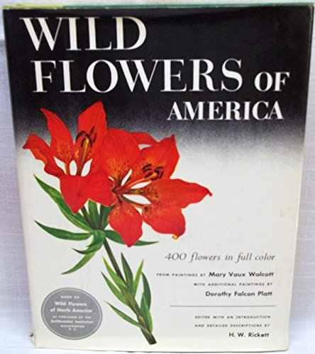 9780517026823: Wild Flowers of America: 400 Flowers in Full Color