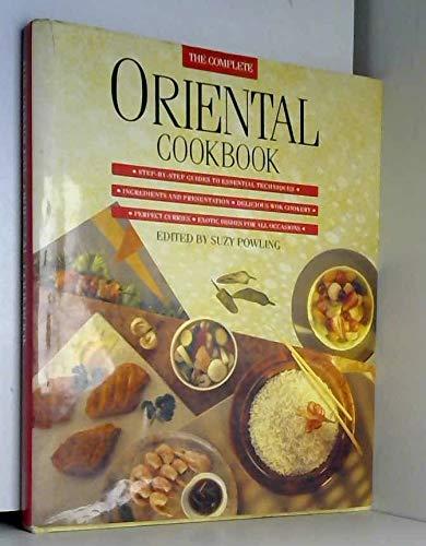 The Complete Oriental Cookbook: SUZY POWLING