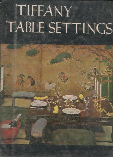 9780517029398: Tiffany Table Settings