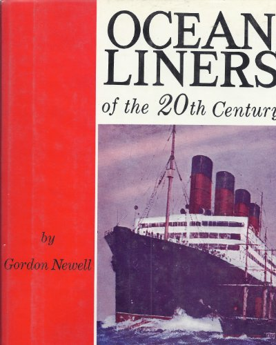 9780517031681: Ocean Liners Of 20th Century