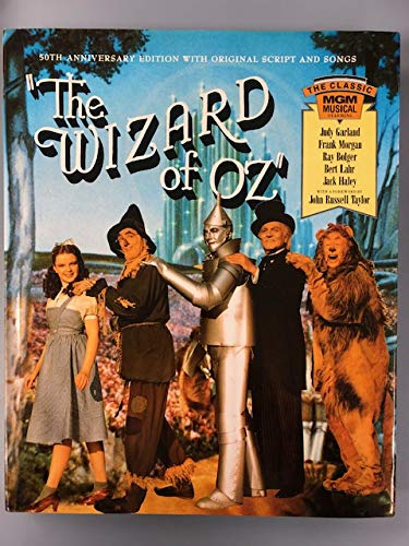 9780517033814: Wizard of Oz: 50th Anniversary Edition