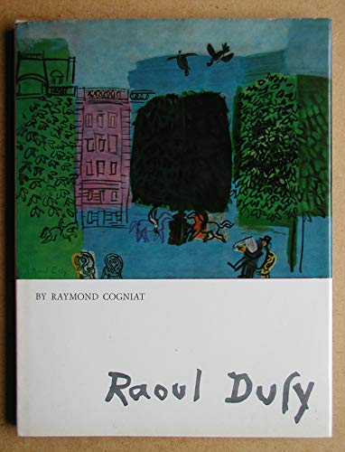 Dufy (Crown Art Library): Raymond Cogniat