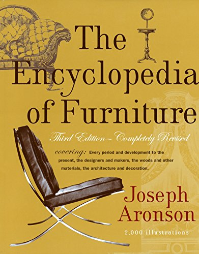 9780517037355: The Encyclopedia of Furniture: Third Edition - Completely Revised