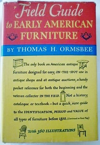 9780517039007: Field Guide to Early American Furniture