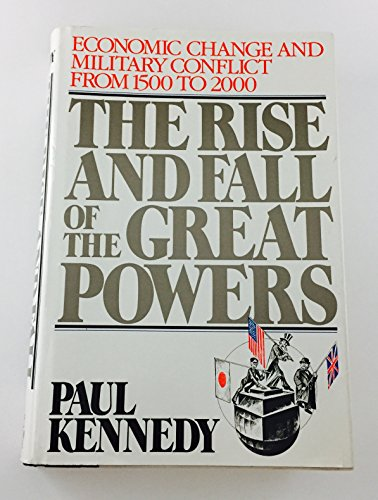 9780517051009: Rise and Fall of the Grt Powers