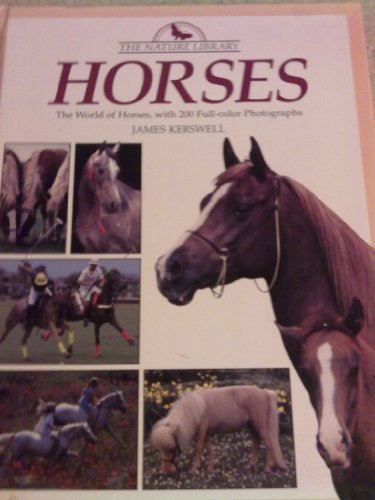 9780517051542: Nature Library: Horses