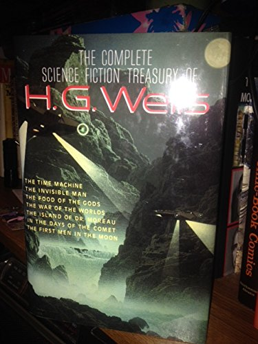 9780517052259: The Complete Science Fiction Treasury of H. G. Wells