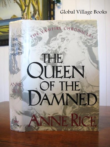 9780517052273: The Queen of the Damned (Vampire Chronicles)