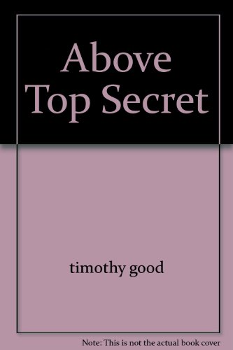 9780517052327: Above Top Secret