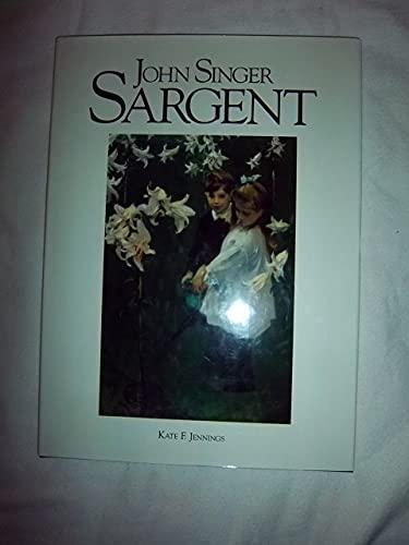 9780517052389: John Singer Sargent: American Art Series