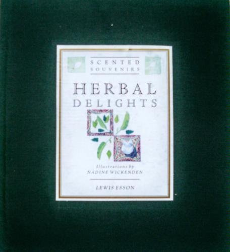 9780517052594: Herbal Delights Scented Souvenirs