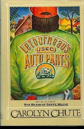 9780517052853: Letourneau's Used Auto Parts