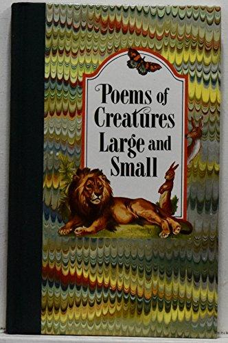 Poems of Creatures Large & Small: John Keats Ben