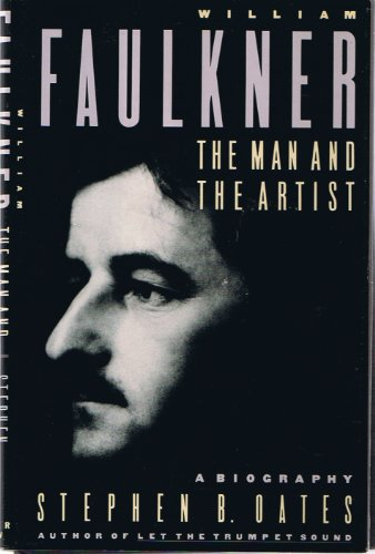 9780517053454: William Faulkner: Man and the A