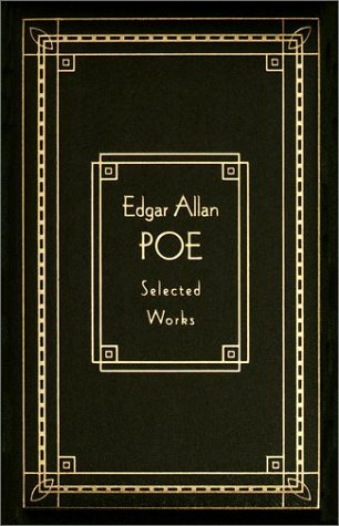 9780517053584: Edgar Allan Poe: Selected Works, Deluxe Edition