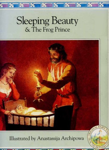 9780517053850: Original Fairy Tales from the Brothers Grimm: Sleeping Beauty & Frog Prince