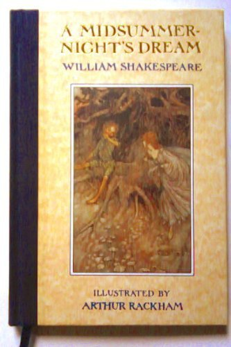 9780517054499: Illustrated Shakespeare: Midsummer Night's Dream
