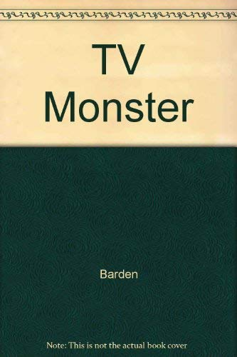 9780517054536: TV Monster