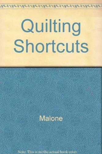 9780517055250: Quilting Shortcuts