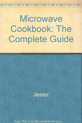9780517055595: Microwave Cookbook: The Complete Guide
