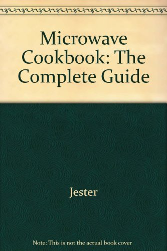 9780517055601: Microwave Cookbook: The Complete Guide