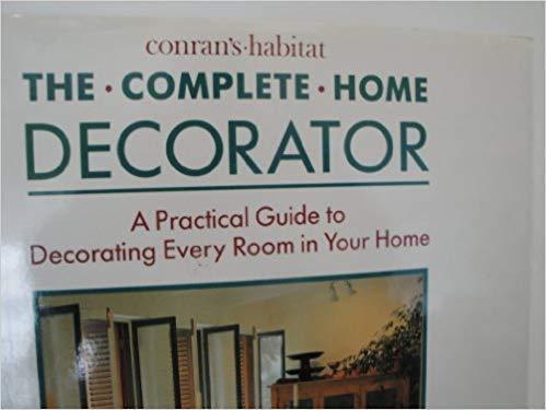 9780517056806: Conran's Habitat: The Complete Home Decorator