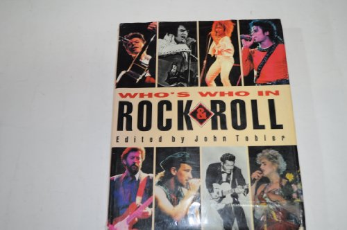 9780517056875: Who's Who in Rock & Roll