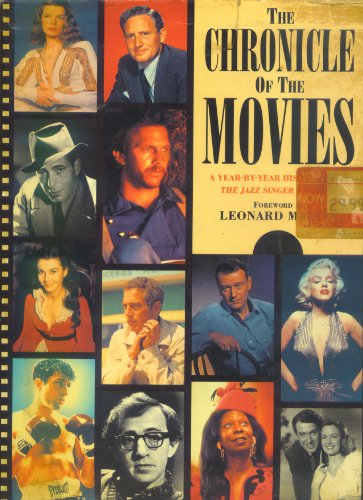 9780517056899: Chronicle of the Movies: A Year-by-Year History from the Jazz Singer to Today