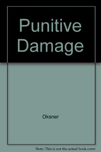 9780517057728: Punitive Damage