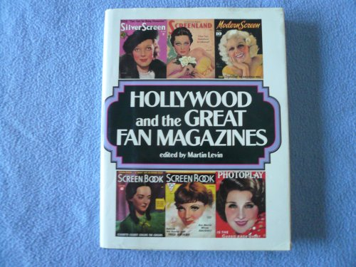 9780517057858: Hollywood & Great Fan Magazines