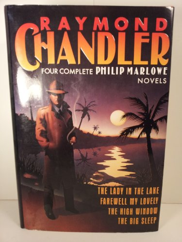 9780517060124: Raymond Chandler 4 Complete Philip Marlowe Novels the Big Sleep/Farewell, My Lovely/the High Window/the Lady in the Lake