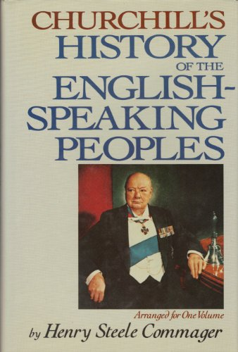 Stock image for Churchill's History of the English-Speaking Peoples for sale by SecondSale