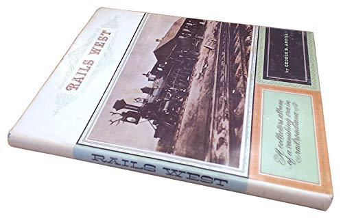 9780517060858: Rails West
