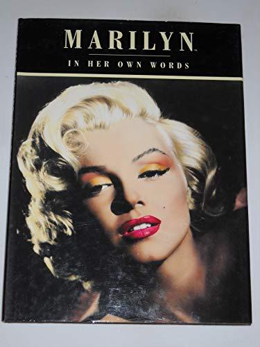 9780517061039: Marilyn Monroe: In Her Own Words