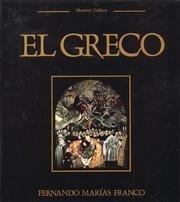 9780517061329: El Greco (Masters Gallary)