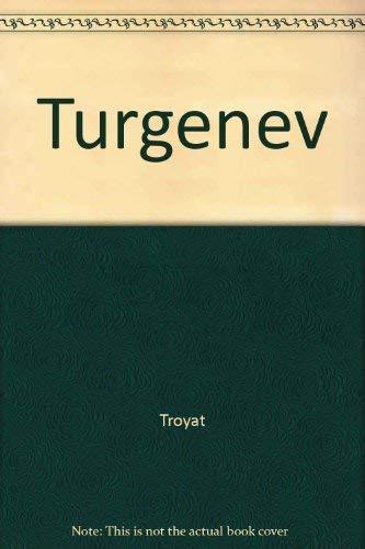 Turgenev (9780517063118) by Henri Troyat