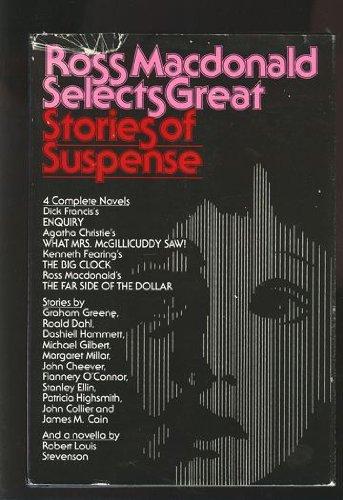 Great Stories of Suspense: Ross Macdonald