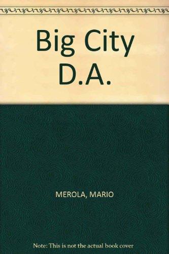 9780517064559: Big City D.A.