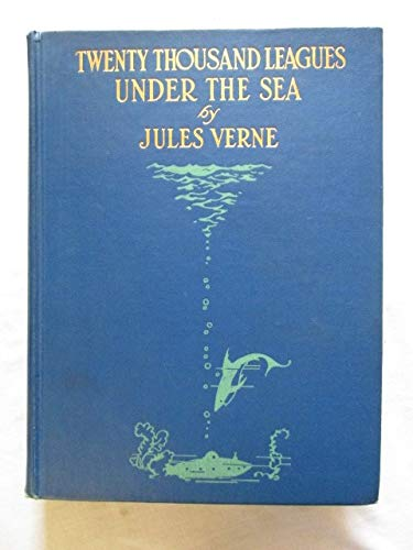 Children's Classics: Twenty Thousand Leagues Under the Sea (0517064588) by JULES VERNE