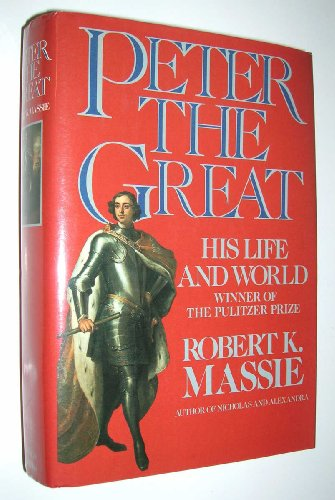 Peter the Great: K. Massie, Robert: