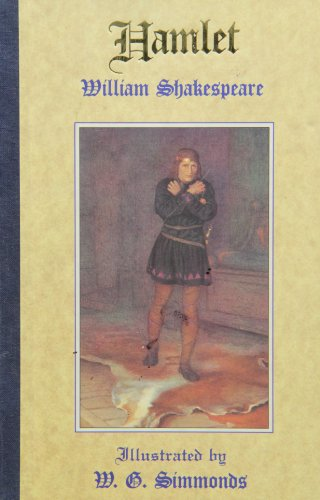 HAMLET : Illustrated By W.G. Simmonds: William SHAKESPEARE