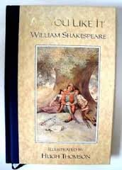 Illustrated Shakespeare: As You Like It: Shakespeare, William