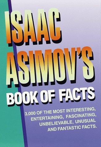 9780517065037: Isaac Asimov's Book of Facts